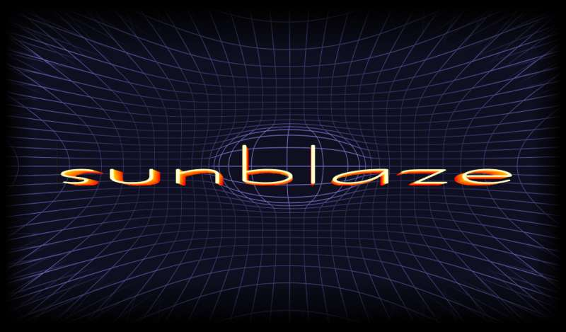 enter the world of Sunblaze...